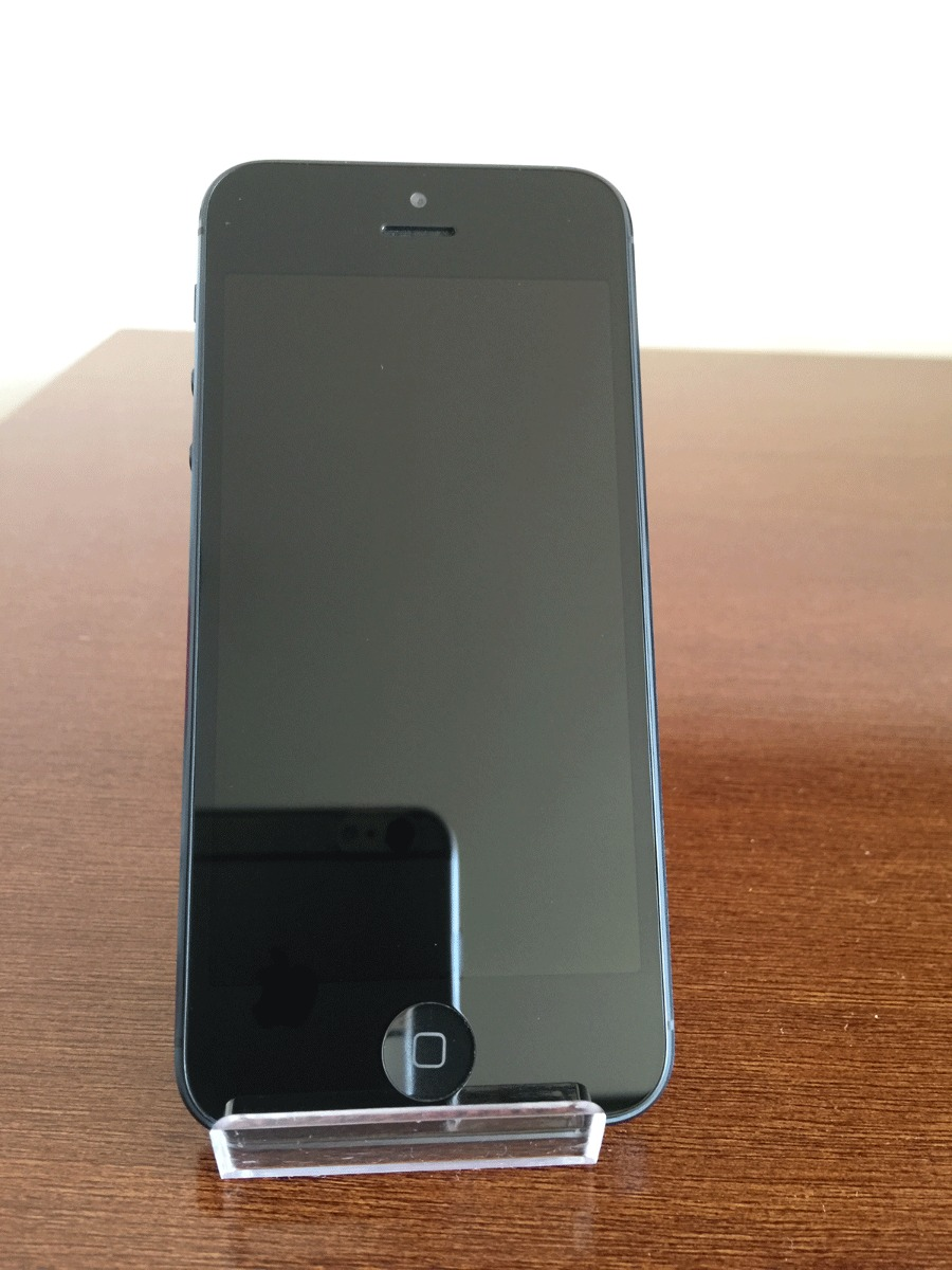 iphone 5 apple apple iphone 5 16gb original desbloqueado de vitrine r 10951