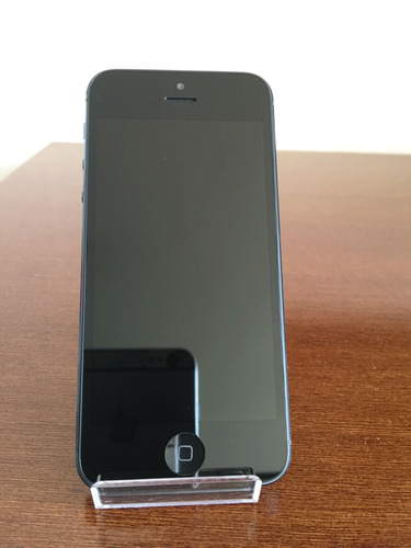 apple iphone 5 16gb original desbloqueado - de vitrine