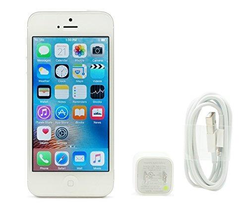 apple iphone 5, blanco 16gb (gsm desbloqueado)