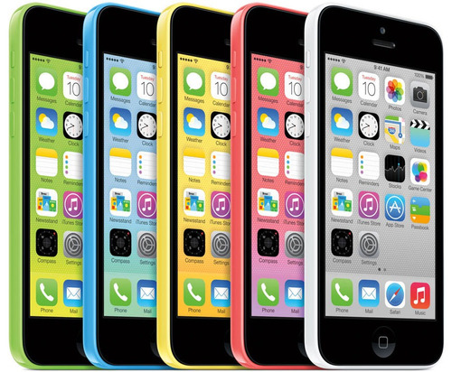 apple iphone 5c 16gb original desbloqueado - de vitrine