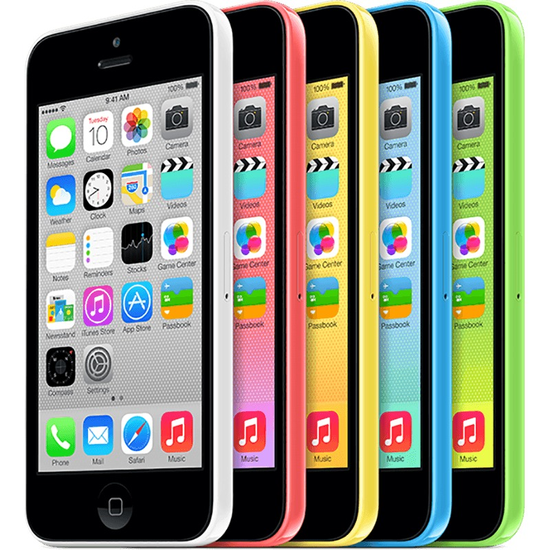 Iphone 5c baratos libres