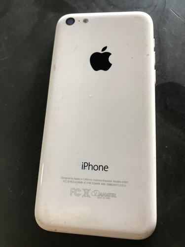 apple iphone 5c 8gb branco não funciona