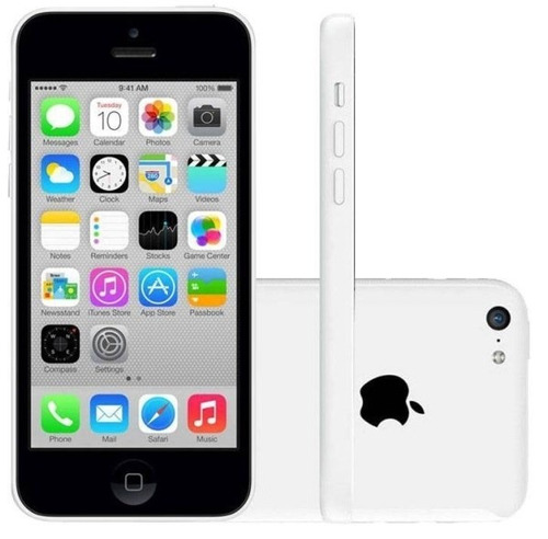 apple iphone 5c 8gb original pronta entrega vitrine