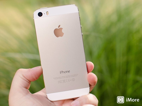 apple iphone 5s 16gb 4g rfb 100% original a1457 - lacrado!