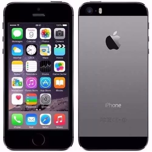 apple iphone 5s gray 16gb