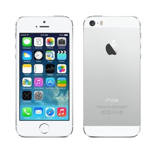 apple iphone 5s 16gb nuevo + lamina + carcasa - phone store