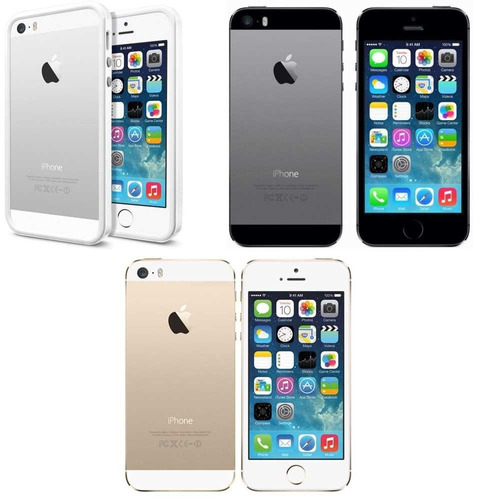 apple iphone 5s 16gb original dourado prata cinza digital ok
