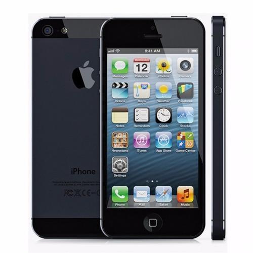 apple iphone 5s 16gb space grey  nuevo  original 100% mac