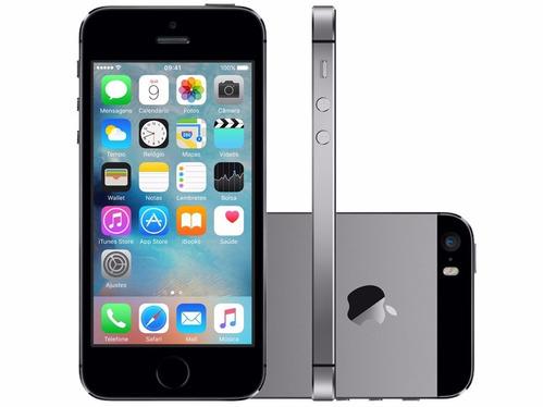 apple iphone 5s 32gb a1457 4g  100% original lacrado +brinde