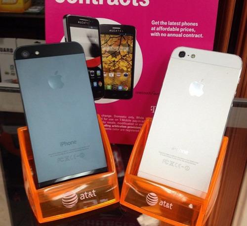 apple iphone 5s unlock factory (totalmente nuevos)
