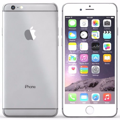 apple iphone 6 128gb nuevo desbloqueado de fabrica a meses !