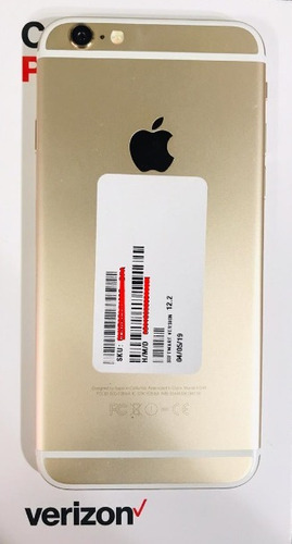 apple iphone 6 16gb (160) liberado garantia - gold