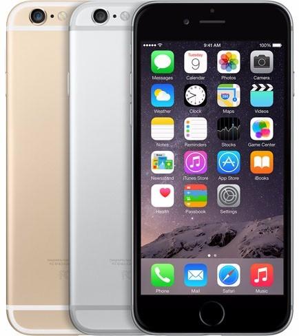 apple iphone 6 16gb 4g - oportunidad outlet - sin huella