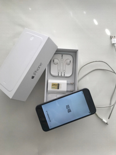 apple iphone 6 16gb cinza espacial