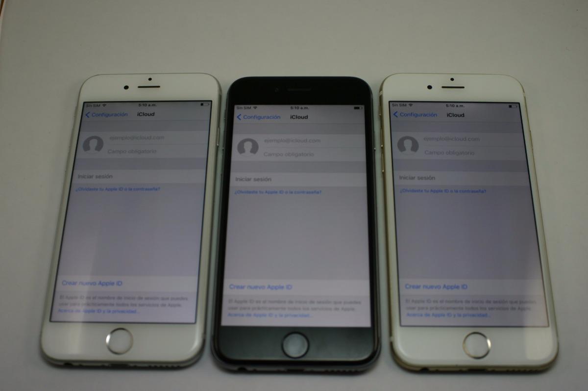 apple iphone 6 16gb original libre telcel at t movistar. Black Bedroom Furniture Sets. Home Design Ideas