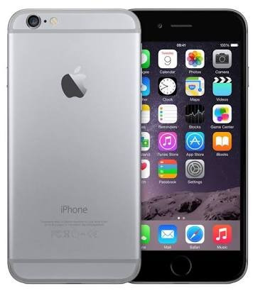 apple iphone 6 16gb refurbished  envio imediato