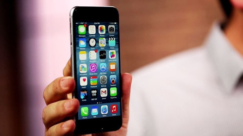 apple iphone 6 16gb, touch id, 4.7  ios 9 a8  1gb ram msi