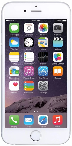 apple iphone 6 64gb-color space grey-oulet!-4g lte -huella
