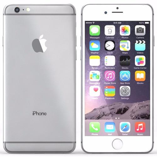 apple iphone 6 64gb nuevo desbloqueado de fabrica a meses !!