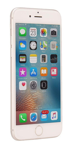 apple iphone 6 64gb plata