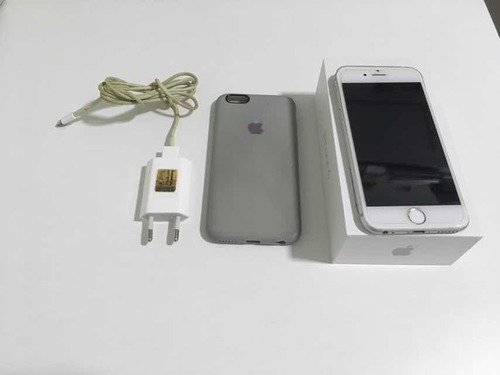 apple iphone 6 64gb prata original