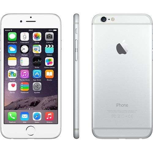 apple iphone 6 plus 16gb 4g desbloqueado original anatel