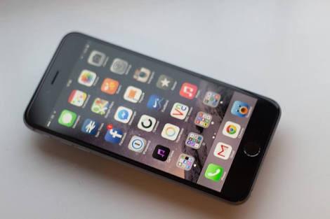 apple iphone 6 plus 64 g 2 fundas 1 con bateria extra caja