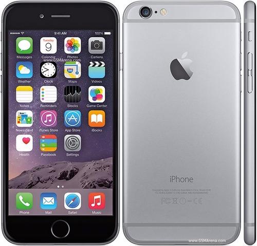 apple iphone 6 sellado 16gb + smartwaht+obsequio promoción
