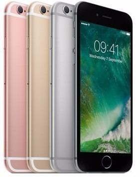 apple iphone 6s 16gb 4g a1688 1 ano garantia lacrado!