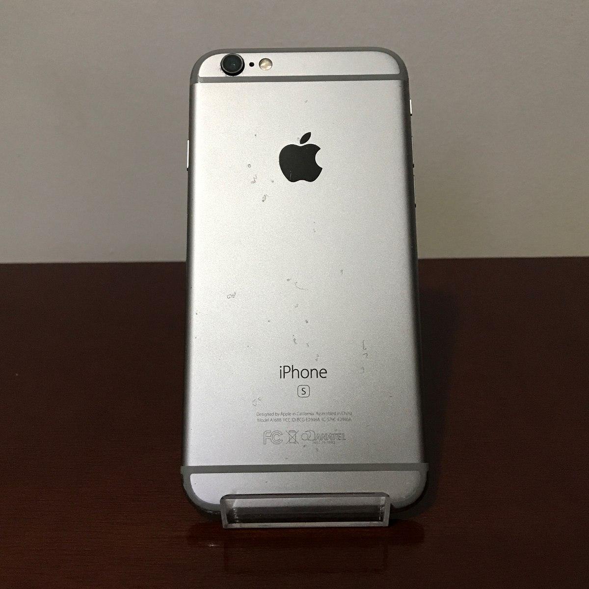 431f7cc7f apple iphone 6s 16gb original usado com nota fiscal n.f.. Carregando zoom.
