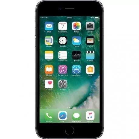 apple iphone 6s 64 gb com garantia original - pronta entrega