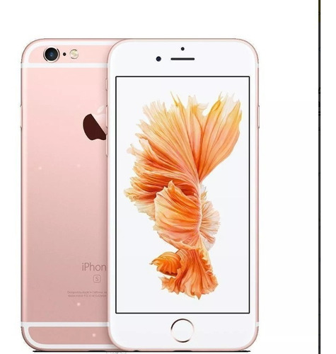 apple iphone 6s 64gb gold/rose