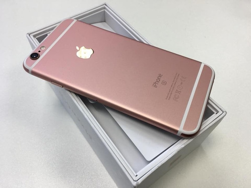 apple iphone 6s 64gb oro rosa nuevo original