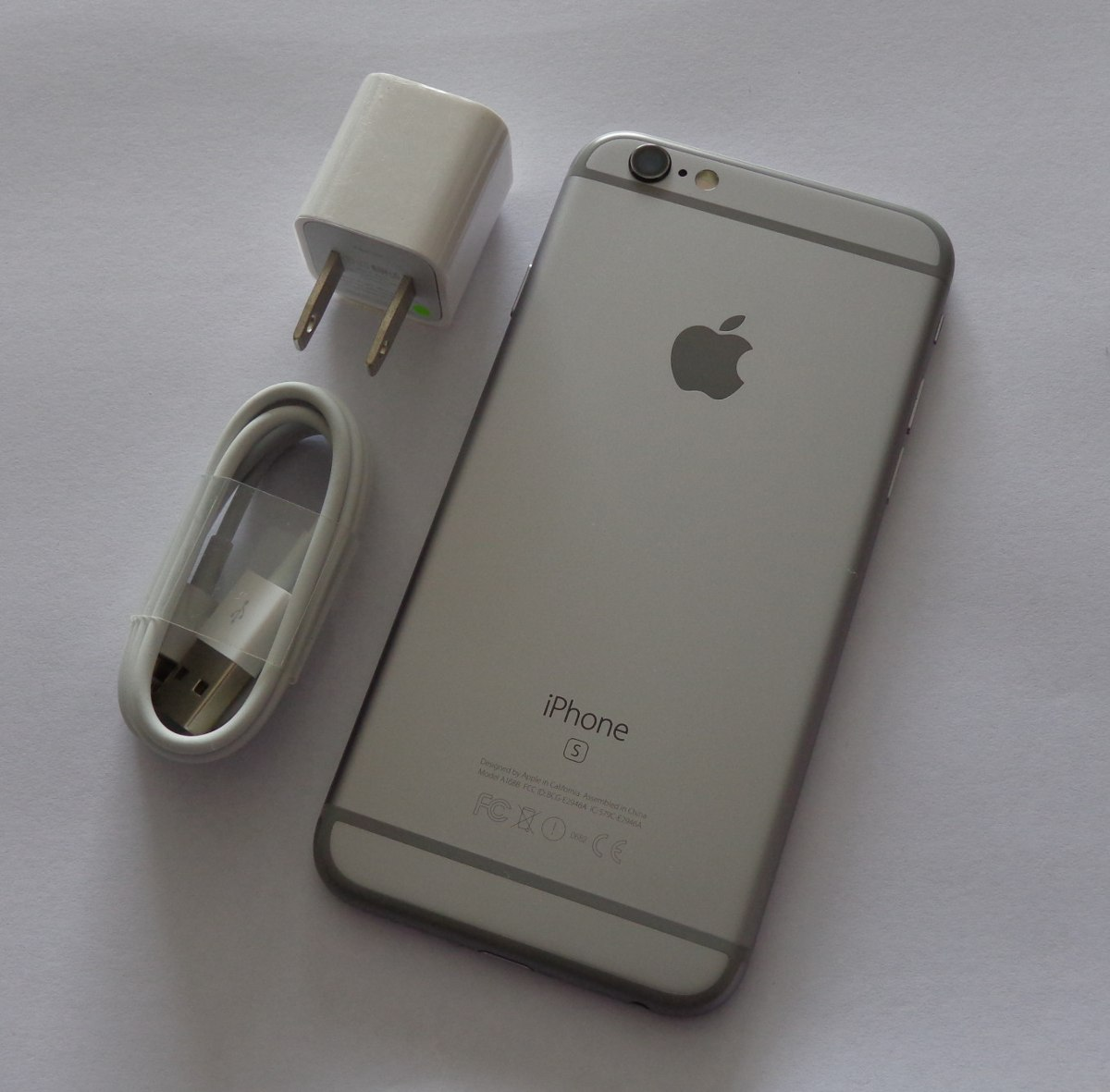 40c7a4a6048 apple iphone 6s de 16gb gris espacial libre todo operador. Cargando zoom.