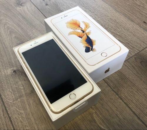 apple iphone 6s plus - 128 gb-dorado (desbloqueado) a1687