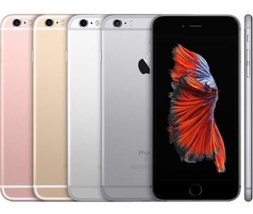 apple iphone 6s plus 128gb 12mp 100% original