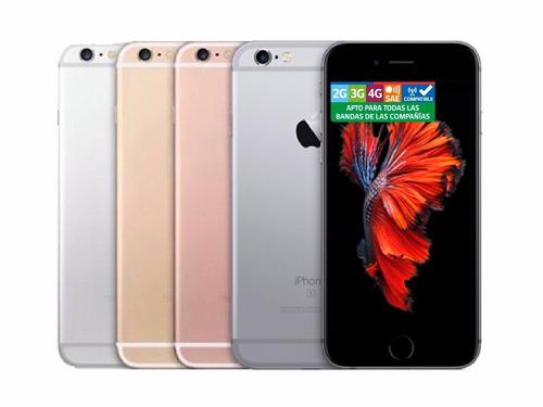 apple iphone 6s plus 32gb + lamina y carcasa - phone store