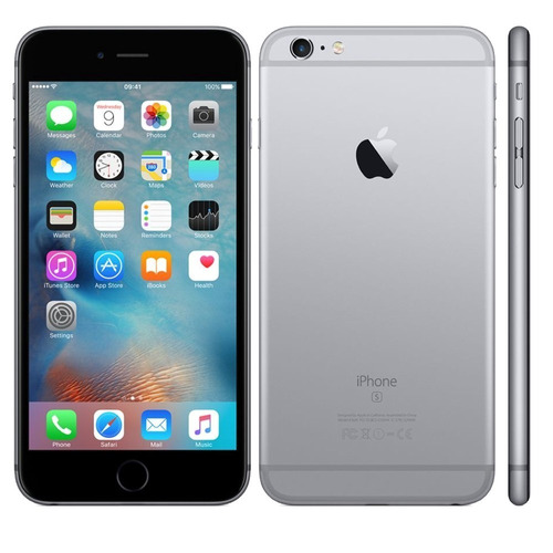 apple iphone 6s plus 64gb 4g desbloqueado original envio já