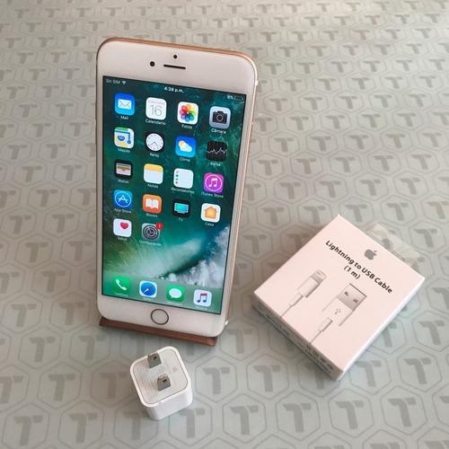 apple iphone 6s plus 64gb gold con factura legal!