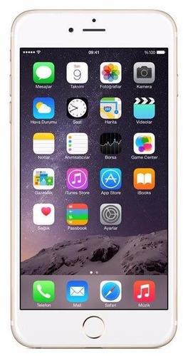 apple iphone 6s plus 64gb gold original anatel vitrine