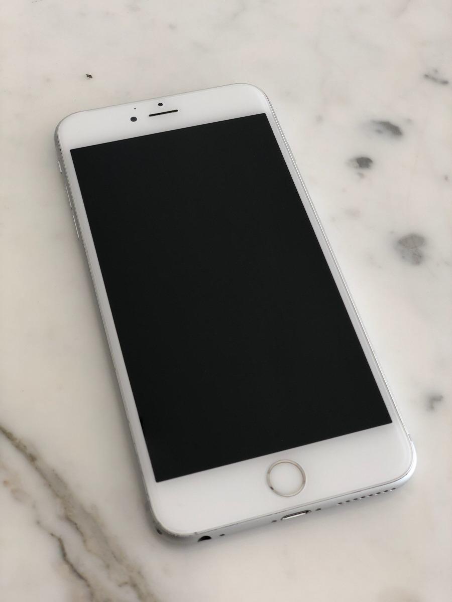 c2b62fd34b1 apple iphone 6s plus liberado 64gb blanco mas funda cargador. Cargando zoom.