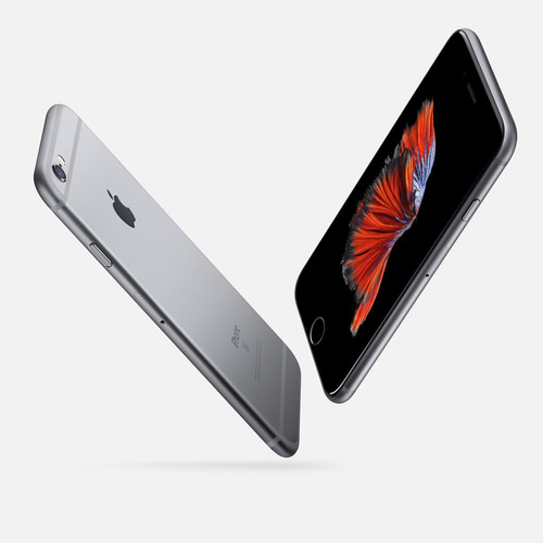 apple iphone 6s space grey 128gb mkqt2lz/a - barulu