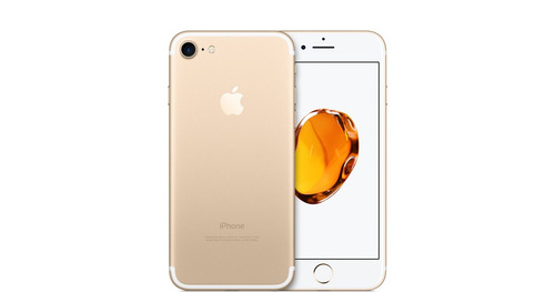 apple iphone 7 128gb lte 4g + film templado de regalo