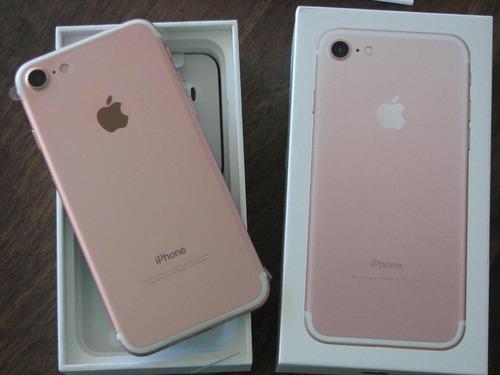 apple iphone 7 128gb oro rosa