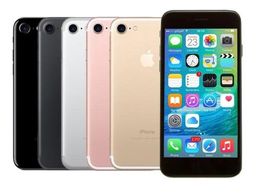 apple iphone 7 128gb semi novo original desbloqueado 12x
