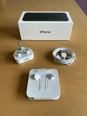 apple iphone 7 128gb (unlocked) - black