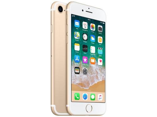 apple iphone 7 32 gb 4g original vitrine - promoção