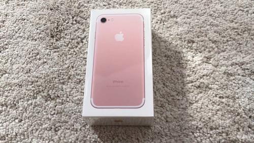 apple iphone 7 32gb 4g sellado entrega inm todos colores!
