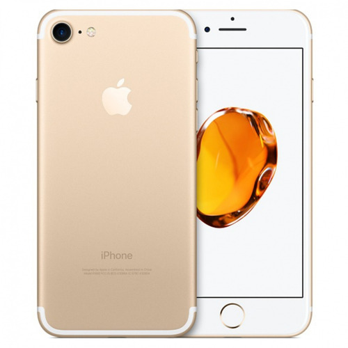 apple iphone 7 32gb com nota fiscal brinde capa e película
