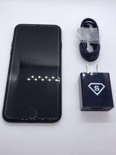 apple iphone 7 32gb desbloqueado original+película e capinha